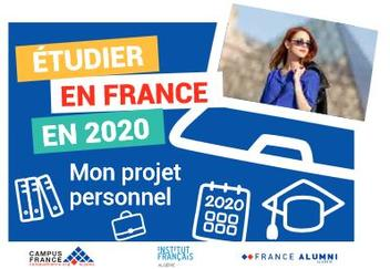 Calendrier Uppa.Accueil Campus France
